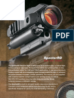 SpecterRD Red Dot Optical Sight