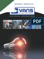 Electrical Company Profile