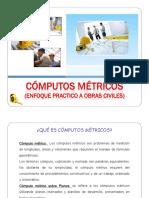 Resumen (Curso Computos Metricos)