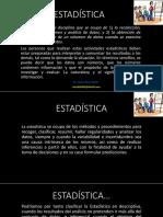 Clase Inaugural Estadística UNT 2019 - INFORMATICA