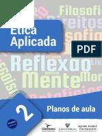 Plano de Aula de Filosofia - Ensino Médio - Ética Aplicada
