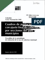 censo 1985