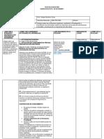 Plan de Clase de Egb 3