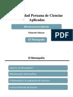 UPC Eduardo Salazar Clase Modelo