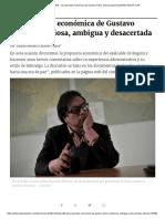LA PROPUESTA DE GUSTAVO PETRO