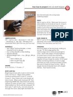 Free Knit Cat Draft Stopper