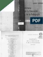 HISTORIA DE LA EDUCACION Y LA PEDAGOGIA TEXTO.pdf