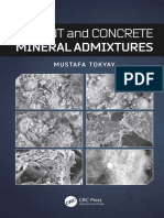 Cement and Concrete Mineral Admixtures, by Tokyay M., 2016.pdf