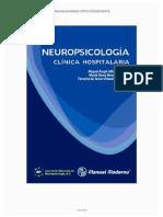 Nueropsicología clínica h
