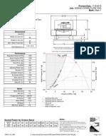 Catalogo modelo ventilador tipo Hongo