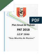 PAT 2019 - IE N°3046