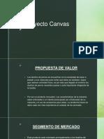 Proyecto canvas