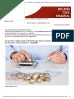 Cas. n. 2677-2015 La Libertad - Presupuestos Del Titulo Ejecutivo. Cierto, Expreso y Exigible.