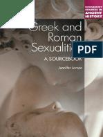 (Bloomsbury Sources in Ancient History) Larson, Jennifer Lynn-Greek and Roman Sexualities _ a Sourcebook-Bloomsbury Academic (2012)