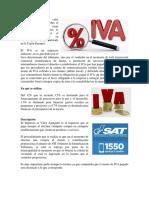 El IVA