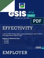 Alsl - Gsis Act