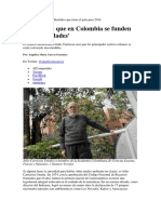 Análisis de Los Retos Ambientales Que Tiene El País Para 2014