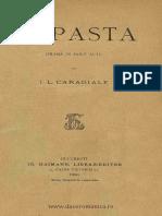 Napasta - I.L. Caragiale