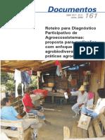 Roteiro para Diagnostico Participativo de Agroecossistemas