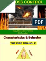 Fire Loss Control