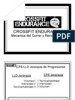 Cross Fit Endurance Cert Spanish