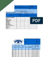 Formato inspeccion e Botiquin