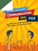 Extraordinary Communication Skills3