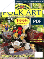 Australian Folk Art Decorative Painting Vol.01 1995-04