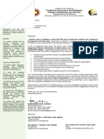 Thesis Letter Pekaf