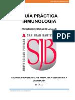 Guia de Practicas Upsjb de Inmunologia