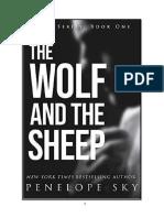 Wolf 1. El Lobo y La Oveja. Penelope Sky