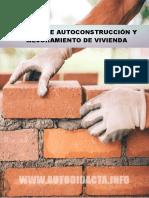 Manual de Autoconstrucción y Mejoramiento de Vivienda