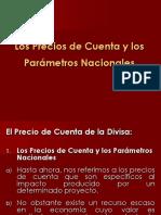 Precio Cuenta - Divisa y Tsd