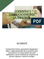 09 - Accidentes y Complicaciones de La Anestesia Odontológica 2018 Copia