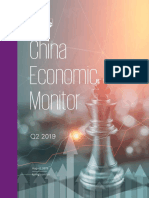 China Economic Monitor q2 2019