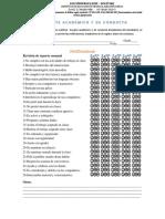 Reporte Académico y de Conducta 2019