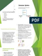 BIOMOLÉCULA PROTEÍNAS.pptx