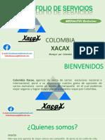 Nicolas y Eddi __10°1_Portaflio de servicios__Empresa__Xacax S.A.pptx