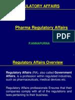 Regulatory Affairs (1)