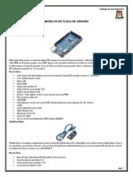 Modelos de Arduino