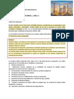 Gestión Ambiental y Residuos Industriales II