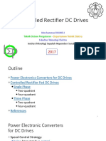 4. Controlled Rectifier DC Drives