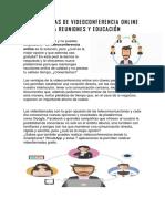 Plataformas de Videoconferencia Online Para Reuniones y Educación