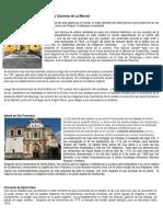 Iglesias Antiguas de Guate