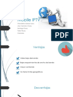 Móvil IPTV