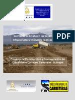 Perfil Del Proyecto Libramiento Zamorano