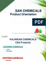 Product Presentation (Kalinisan)