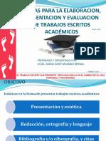 Pautas Para La Presentacion de Trabajos Escrito en Ppt.pptxpautas Para La