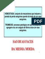 Coagulaçao 15 09 BMF300