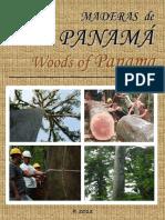Catálogo Maderas de Panamá - WWF